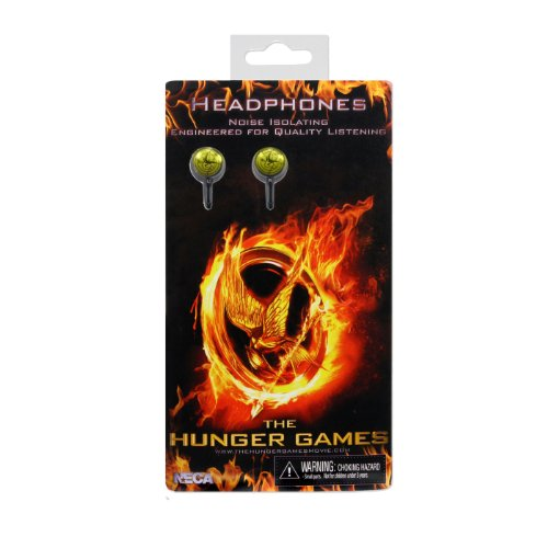 "The Hunger Games Movie ear buds ""Bird Buds"" - 1"