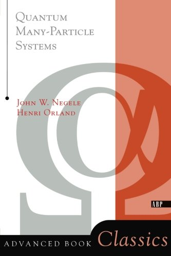 Quantum Many-particle Systems (Advanced Books Classics)