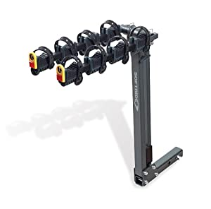 Softride Access Element 4-Bike Hitch Rack by Softride