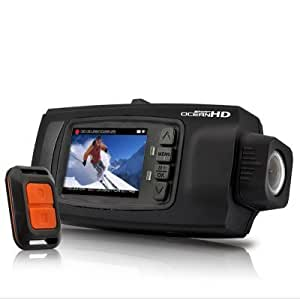 Sports Camera | GoPro Alternative | Action Cam | Waterproof HD Sports Camera with 90 Degree Rotatable Lens | Head Sports | Head Camera | POV Camera | Hero Cam | Waterproof Camera | Sports Video Recorder | Designed for hardcore skaters, motorcyclists, bikers, base jumpers, snowboarders or anyone who wants to capture high definition videos of their most extreme moments