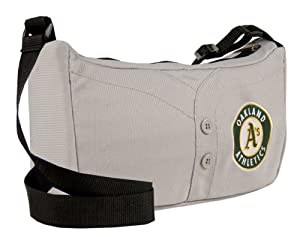 Oakland Athletics Jersey Purse 12 x 3 x 7 by Little Earth