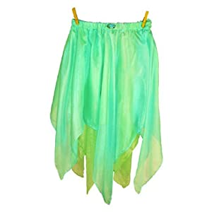 Sarah's Silks Reversible Fairy Skirt - Mint/Aqua