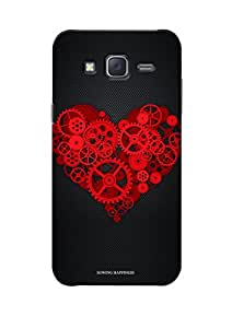 Sowing Happiness Printed Back Cover for Samsung Galaxy J5