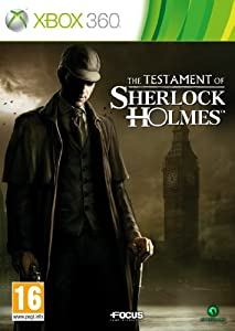 The Testament of Sherlock Holmes (Xbox 360)