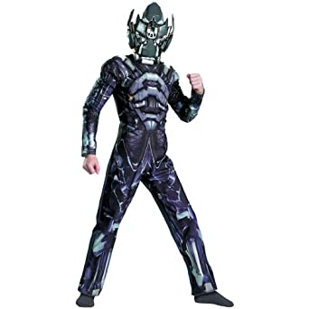 Iron Hide Classic Muscle Costume