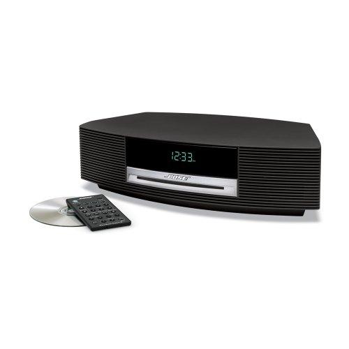 bose refurbished wave music system iii graphite gray. Black Bedroom Furniture Sets. Home Design Ideas
