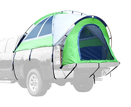 NAPIER Backroadz Full Size Long Bed Truck Tent, 8-Feet, Green/Beige/Grey by Napier (Napier Backroadz Truck Tent compare prices)