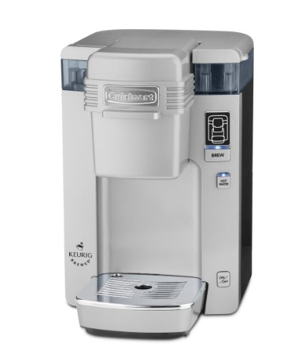 Cuisinart Coffee Maker On Off Switch Broken : New Cuisinart SS 300 Single Serve Brewing System Silver Powered by Keurig 086279042101 eBay