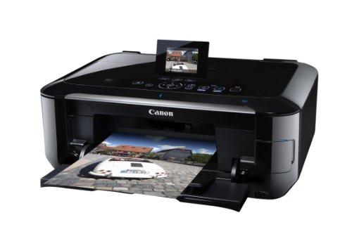 Canon PIXMA MG6250 All-in-One Colour Printer (Print, Copy, Scan Wi-Fi and Auto Duplex)