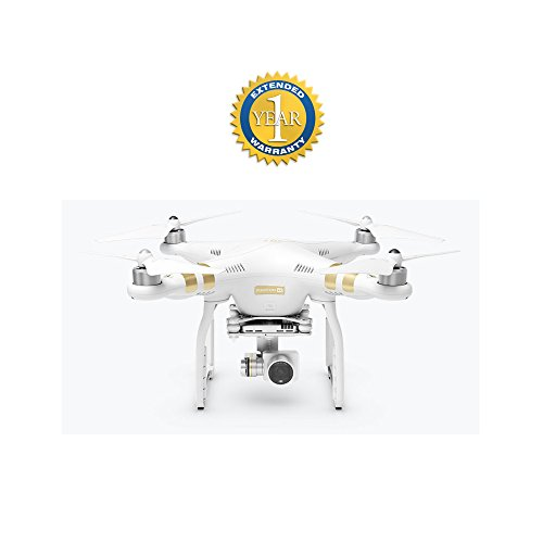 DJI Phantom 1 Year Drone Warranty/Accident Coverage Cost Under $750