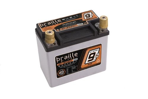 Braille Battery B129 Lightweight Racing Battery