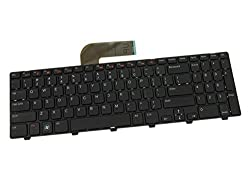 Dell Inspiron 4DFCJ - Grade A N5110/M5110 Laptop Wired Keyboard