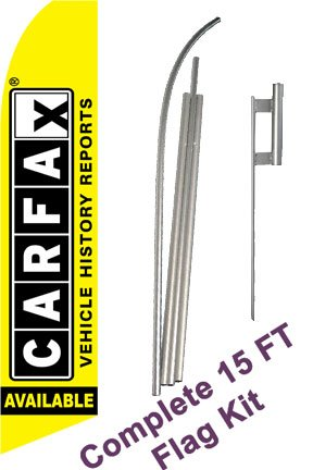 neoplex-carfax-complete-flag-kit-includes-12-swooper-feather-business-flag-with-15-foot-anodized-alu
