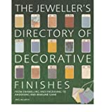 Jinks McGrath TheJeweller's Directory of Decorative Finishes From Enamelling and Engraving to Anodising and Mokume Gane by McGrath, Jinks ( Author ) ON Jan-31-2005, Paperback