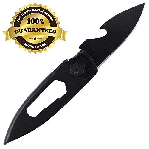 Meanhoo Field Cricket Free Lock Utility Emergency Folding Pocket Knife Blade survival travel & camping hiking tool