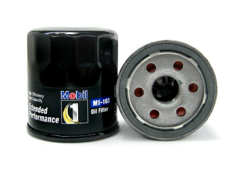 Mobil 1 M1-103 Extended Performance Oil Filter, Pack of 2