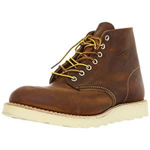 RED WING chapter select(レッドウィングチャプターセレクト) 6INCH CLASSIC ROUND TOE BOOT 9111 COPPER(コッパー/US10)