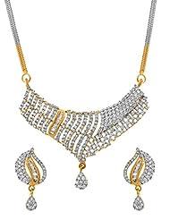 Alysa Beautiful CZ Jewel Set For Women NS057501