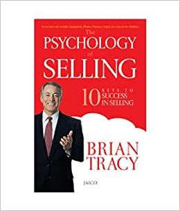 the psychology of selling brian tracy pdf