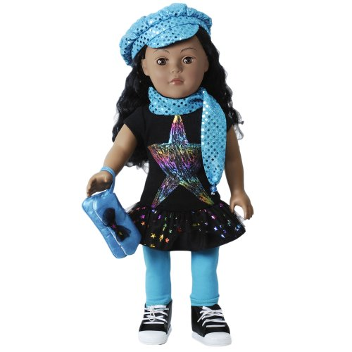 "Madame Alexander Dollie & Me Shining Star 18"" Doll front-903850"
