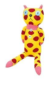 NO3NO4 Handmade Kiki Sock Doll, 1 Count