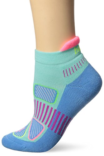 Balega Women's Enduro No Show Socks, Sky, Small