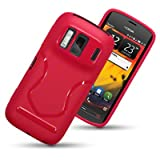 NOKIA 808 PUREVIEW TPU GEL CASE BY CELLAPOD CASES SOLID REDby CELLAPOD