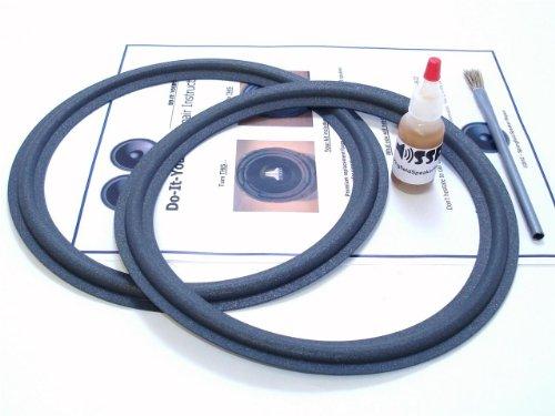"""Jbl 10"""" Le10 Speaker Foam Surround Repair Kit - 10 Inch"""