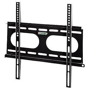 """Hama TV-Wandhalterung """"Ultraslim"""" für 58 - 107 cm Diagonale (23 - 42 Zoll), für max. 50 kg, VESA bis 400 x 400, schwarz"""