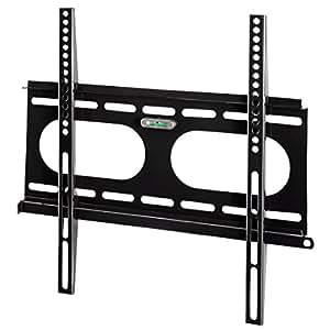"""Hama TV-Wandhalterung """"Ultraslim"""" für 94 - 142 cm Diagonale (37 - 56 Zoll), für max. 60 kg, VESA bis 600 x 400, schwarz"""