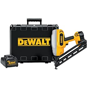 DEWALT DC628K  XRP 1-1/4-Inch - 2-1/2-Inch 15-Gauge 34 degre: Home Improvement