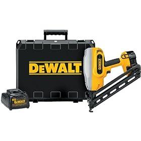 DEWALT DC628K  XRP 1-1/4-Inch - 2-1/2-Inch 15-Gauge 34 Degree