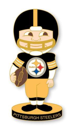 Pittsburgh Steelers Bobble Head Pin at SteelerMania