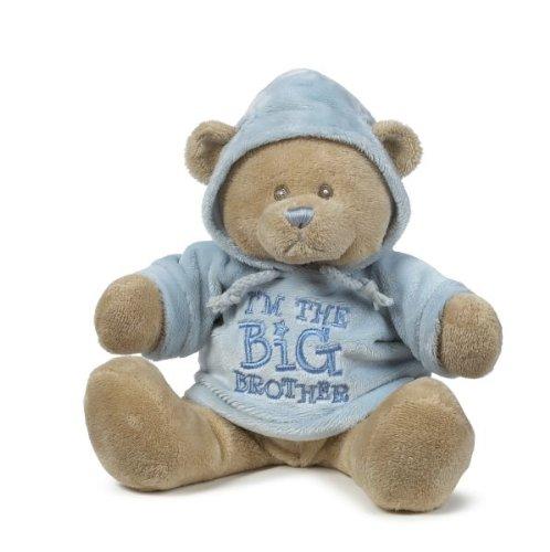 Baby Ganz Hoodie Bear - Big Brother