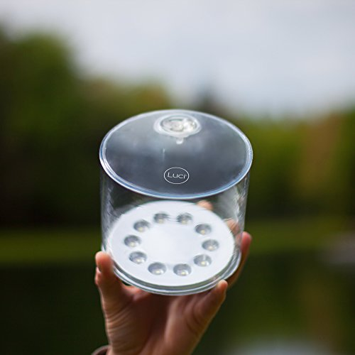 luci inflatable solar light instructions