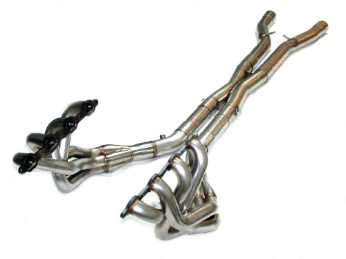 LG Motorsports C6 1 3/4 Super Pro Long Tube Headers off road (Lg Motorsports compare prices)