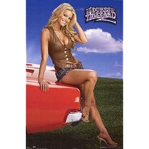 Dukes of Hazzard - Daisy - Jessica Simpson 23x34 Poster