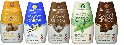 SweetLeaf Liquid Stevia Variety