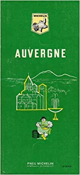Auvergne (Pneu Michelin): Michelin: Amazon.com: Books