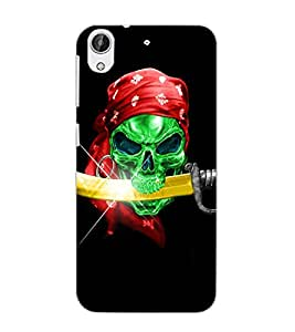 HTC DESIRE 626 + PIRATE Back Cover by PRINTSWAG