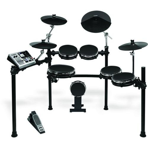 Alesis DM10 X Mesh Kit 6-piece Electronic Drum Kit with Mesh Drum Heads