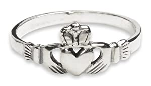 Buffy the Vampire Slayer Claddagh Ring