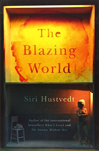 Buchseite und Rezensionen zu 'The Blazing World' von Siri Hustvedt