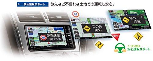 パナソニック(Panasonic) カーナビ ストラーダRSシリーズ 7型200mmワイド CN-RS02WD