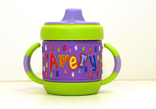 Personalized Sippy Cup: Avery front-181159