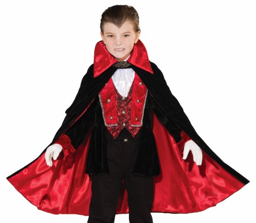 Victorian Vampire Child's Costume, Medium
