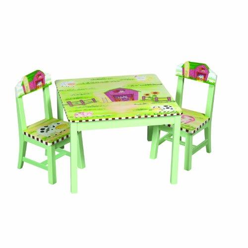 Black friday Guidecraft G Farmhouse Chair Kids Table Cheap Best Deals