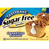 Tastykake SUGAR FREE Cream Filled Koffee Kakes 2 boxes 12 cakes per box ~ Tastykake