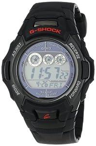卡西欧Casio Men's GWM530A-1 G-Shock 光动能6局电波多功能登山表$69.89