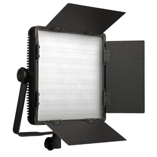 Ephoto Photo Video Studio Variable Color Temp 600 Led Video Light Panel Cn600Csa